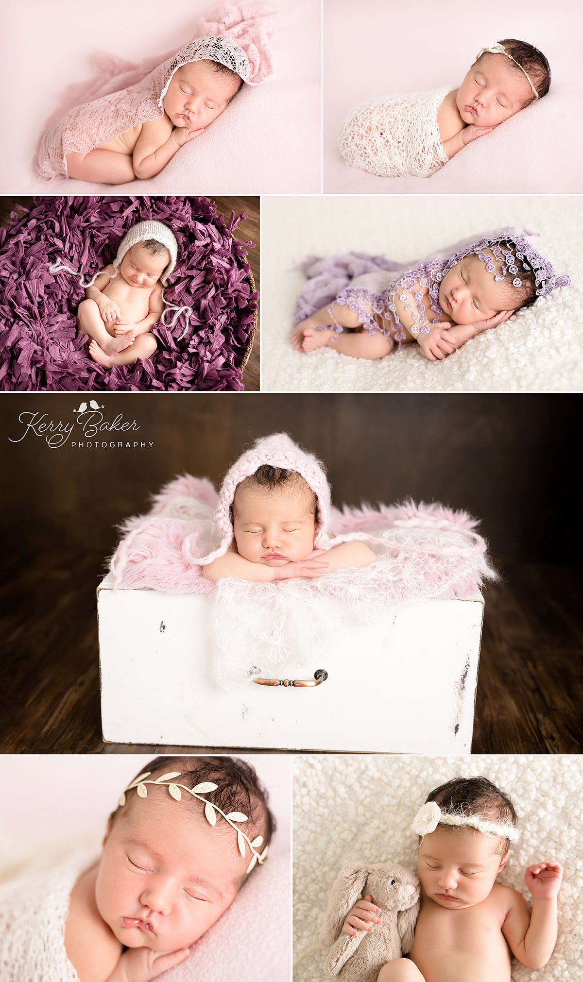 newborn baby girl photos Perth