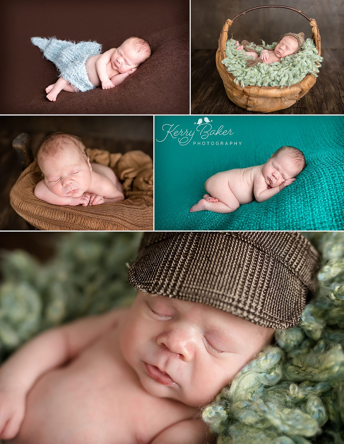 Newborn baby boy 3 weeks professional photos Perth