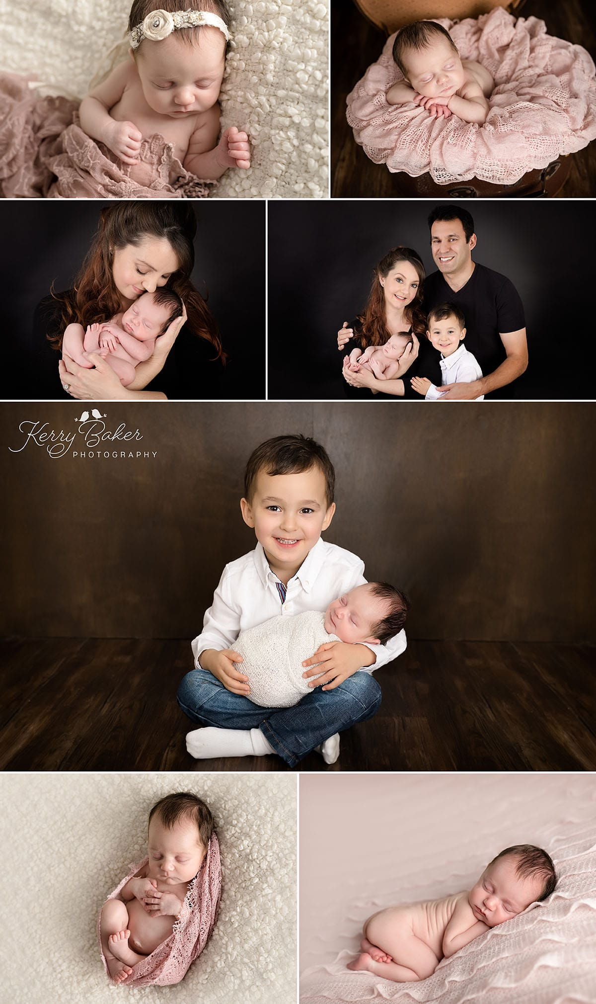 baby and sibling photo newborn and family perth