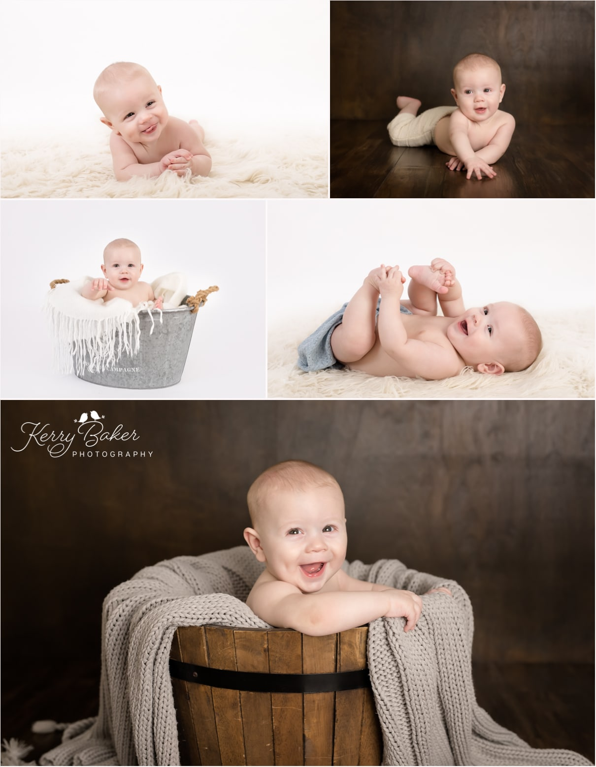 6 month baby photo professional perth photography