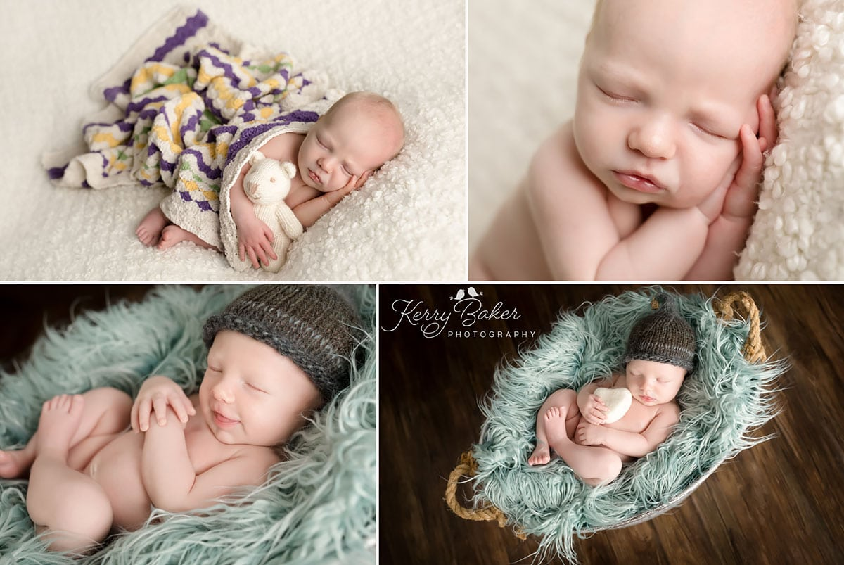 baby boy 4 weeks newborn photos