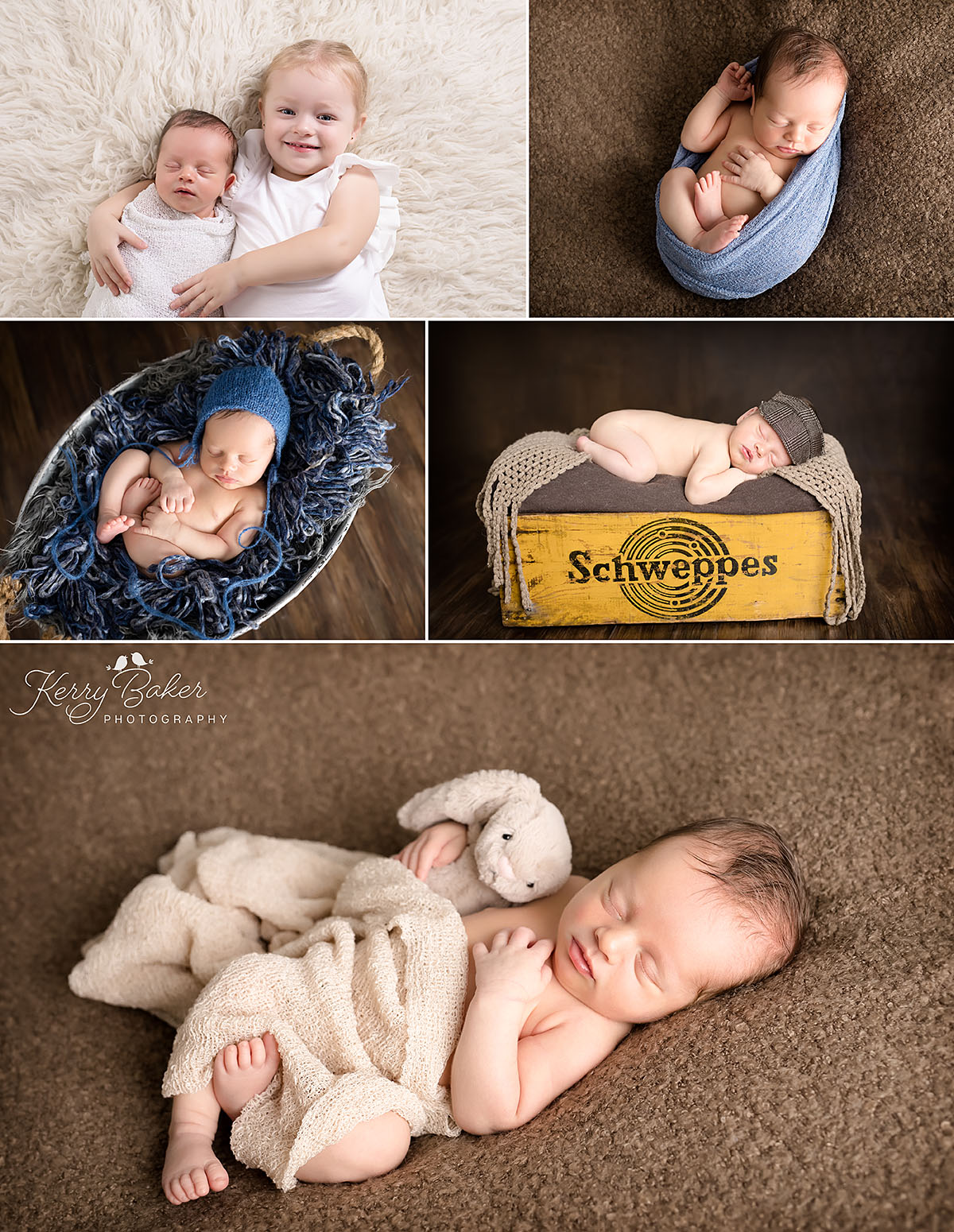 newborn and sibling photos perth