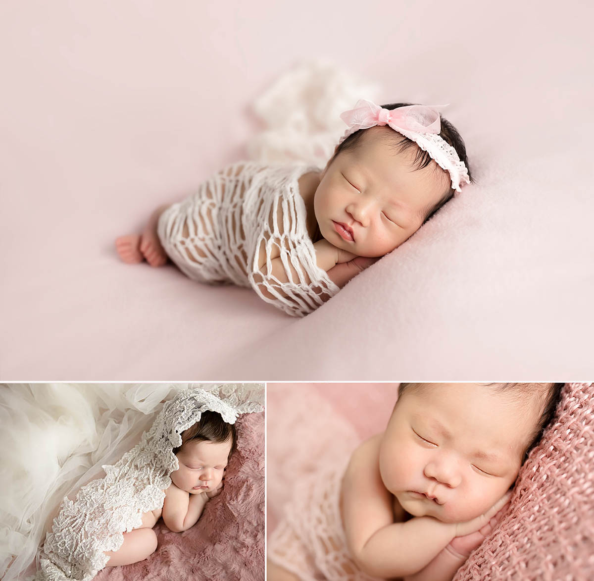 Newborn Perth photographer portfolio by Kerry Baker