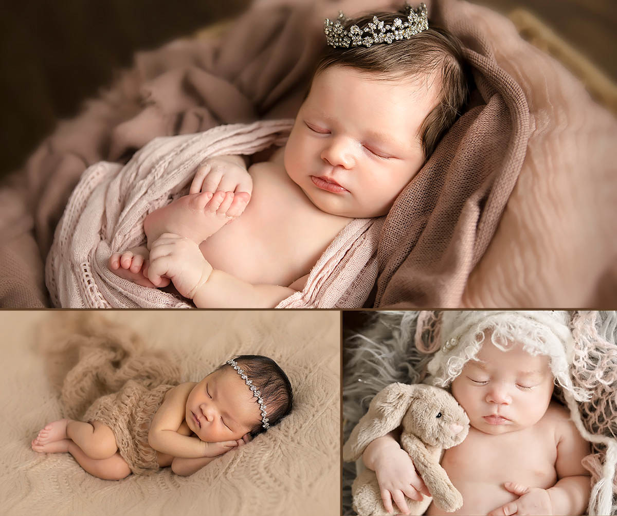 Newborn photography Perth portfolio by Kerry Baker